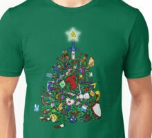 Link's Real Inventory (Christmas Edition) Unisex T-Shirt