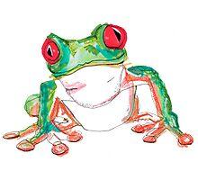 Froglet Photographic Print