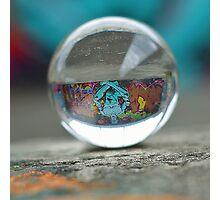 Urban Sphere Photographic Print