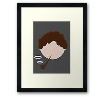 hobbit ball Framed Print