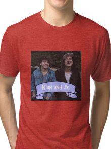 Kian and Jc blue  Tri-blend T-Shirt
