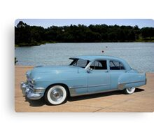 1949 Cadillac Sedan deVille Canvas Print