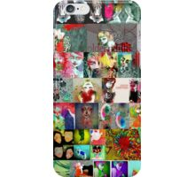 collage 10 iPhone Case/Skin