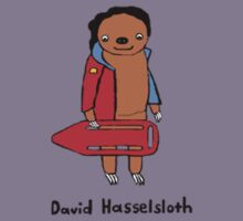 David Hasselsloth by slothlovelife
