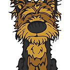 Yorkshire Terrier   by Angry Squirrel Studio