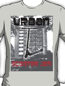 Urban Scooter Jam T-Shirt