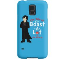 The Tale of Sir Boast-A-Lot Samsung Galaxy Case/Skin