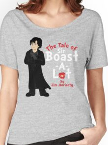 The Tale of Sir Boast-A-Lot Women's Relaxed Fit T-Shirt