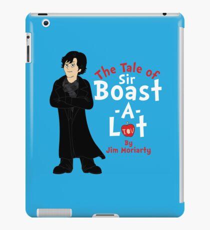 The Tale of Sir Boast-A-Lot iPad Case/Skin