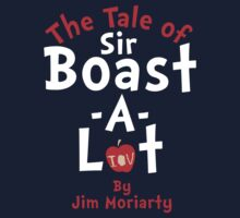 The Tale of Sir Boast-A-Lot (Just Title Variant) One Piece - Long Sleeve
