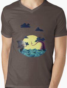 Pirata!!! Mens V-Neck T-Shirt