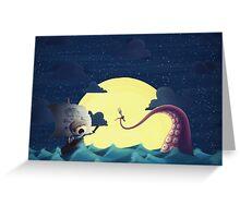 Pirata!!! Greeting Card