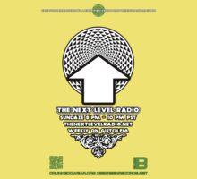 NOV 2012 THE NEXT LEVEL RADIO MERCH 11 Kids Tee