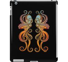 Mono Octopus (duo) #1 iPad Case/Skin