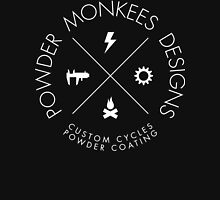 Powder Monkees Logo Unisex T-Shirt
