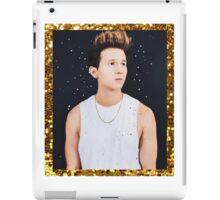 Ricky Dillon gold iPad Case/Skin