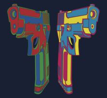 POP GUNS by GUS3141592