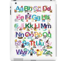 Alphabet for kids iPad Case/Skin