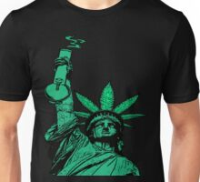 The Pursuit of Hempiness (Legalize New York) Unisex T-Shirt