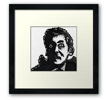 KENNETH WILLIAMS Framed Print