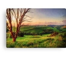 The Valley (ED1) Canvas Print