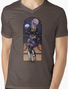 Tali'Zorah Nouveau Mens V-Neck T-Shirt