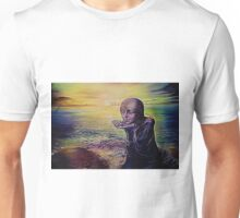 Moon Child on an Alien Planet Unisex T-Shirt