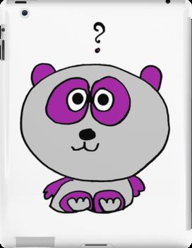 iPanda (purple) by stoneham