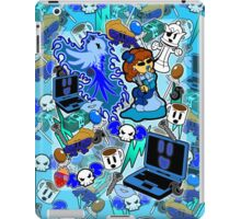 Velvet Blue (iPad & iPhone) iPad Case/Skin