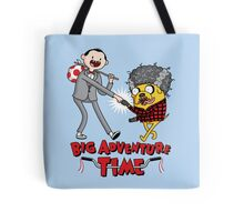Big Adventure Time Tote Bag