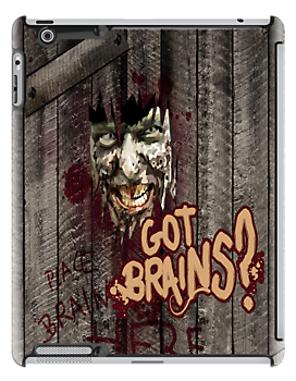 Zombie - Got Brains? by Adamzworld