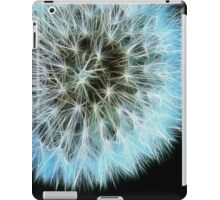 Kathie McCurdy Dandelion Seed Head Abstract iPad Case/Skin