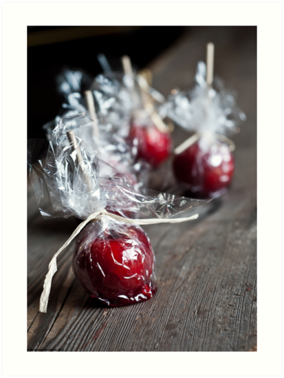 Candy Apples by Mark David Barrington