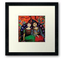 Vinculo  Framed Print