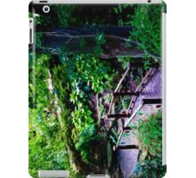 Kathie McCurdy Bridge in the Garden of Light iPad Case/Skin