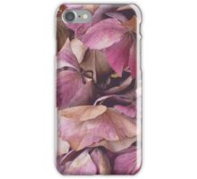 Hydrangea (Available in iPhone, iPod & iPad cases) iPhone Case/Skin