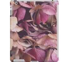 Hydrangea (Available in iPhone, iPod & iPad cases) iPad Case/Skin