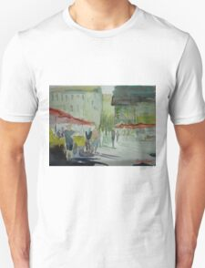 Market Day in France T-Shirt