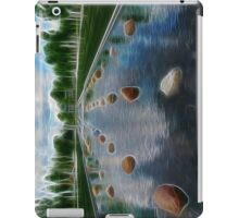Kathie McCurdy Peaceful Waters & Rock & Roll iPad Case/Skin