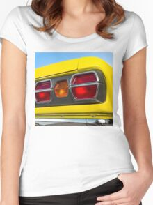 Mazda RX3 Women's Fitted Scoop T-Shirt