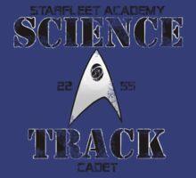 Science Track Cadet by emsalee