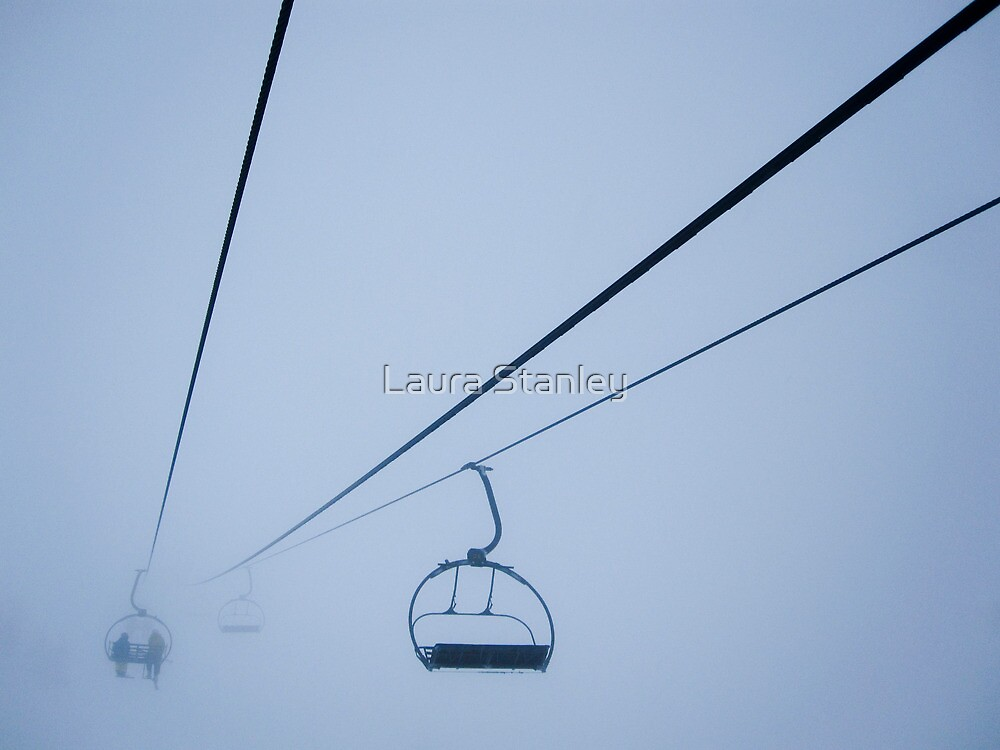 Lonely Lift by Laura Stanley