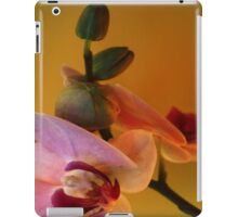 Kathie McCurdy Pink Orchid iPad Case/Skin
