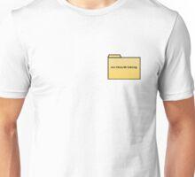 Drinking User  - Geek Cards Unisex T-Shirt
