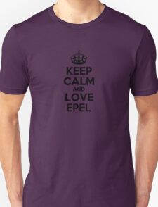 Keep Calm and Love EPEL T-Shirt