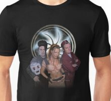 Lexx Cast Season 3. #1 Unisex T-Shirt