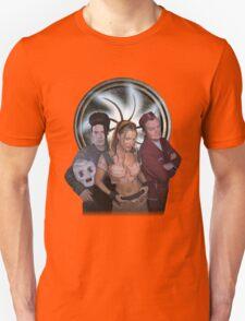 Lexx Cast Season 3. #1 Unisex T-Shirt