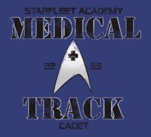 Medical Track Cadet by emsalee