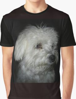 Puppy Graphic T-Shirt