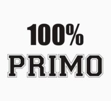 100 PRIMO by ashleighi